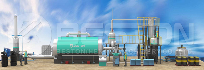 Pyrolysis Plant Archives -