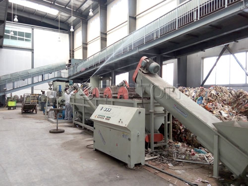separacion de residuos solidos urbanos