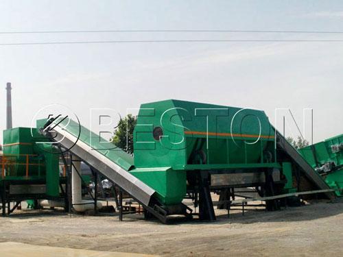 sistema de gestion de residuos
